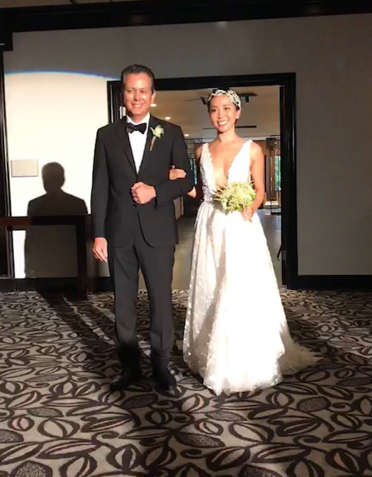 結婚1周年披露パーティー♡ その2_c0187025_15353858.jpg