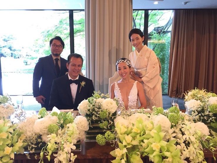 結婚1周年披露パーティー♡ その2_c0187025_15444351.jpg