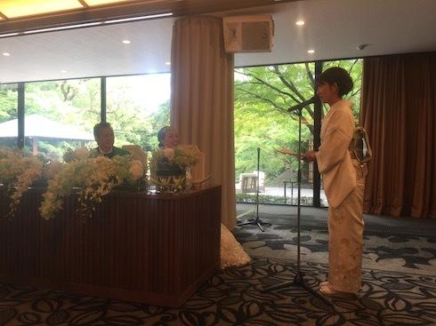 結婚1周年披露パーティー♡ その2_c0187025_15461238.jpg