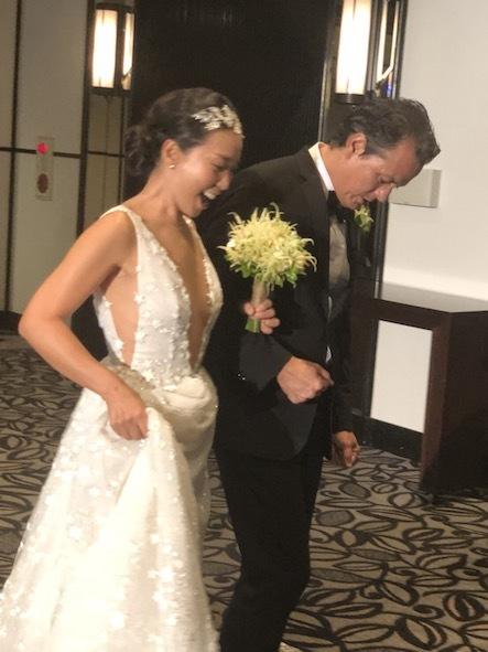 結婚1周年披露パーティー♡ その2_c0187025_16061343.jpg