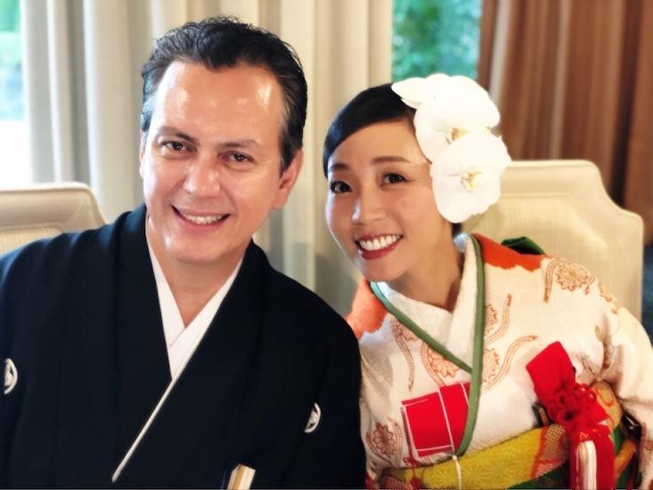 結婚1周年披露パーティー♡ その2_c0187025_16092348.jpg