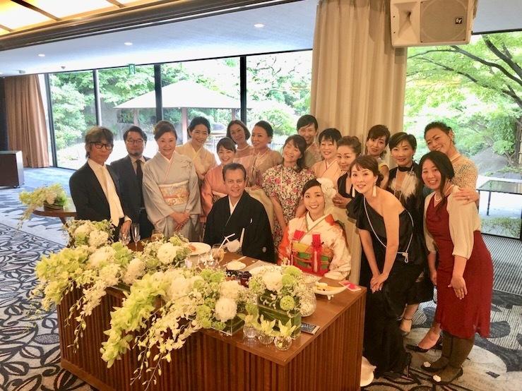 結婚1周年披露パーティー♡ その2_c0187025_16094582.jpg