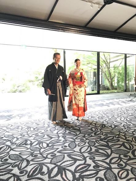 結婚1周年披露パーティー♡ その2_c0187025_16100860.jpg