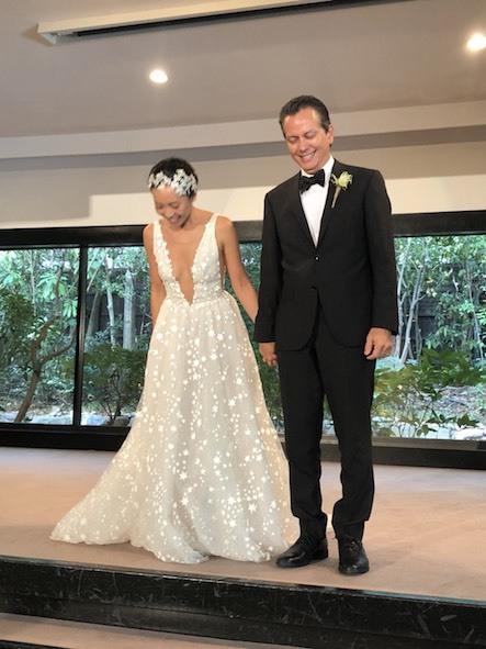 結婚1周年披露パーティー♡ その2_c0187025_16102104.jpg
