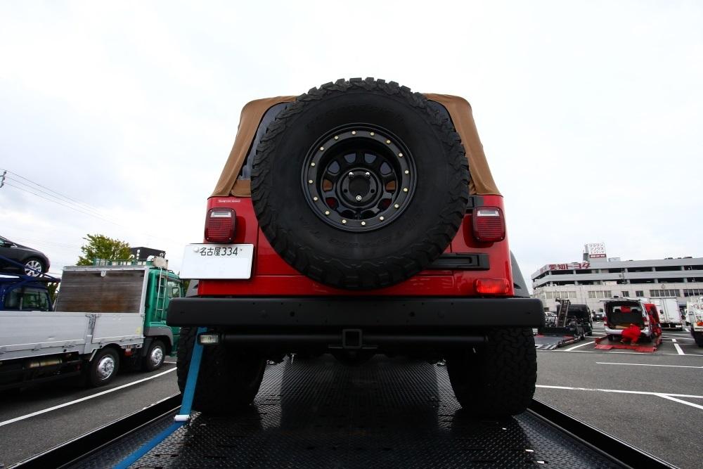 フレームレッドTJ 愛知県常滑納車完了いたしました_f0105425_18002753.jpg