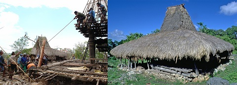 展覧会:南の島の家づくり-東南アジア島嶼部の建築と生活-[神戸会場]竹中大工道具館 10/6 - 12/2 <インドネシア>_a0054926_13373031.jpg