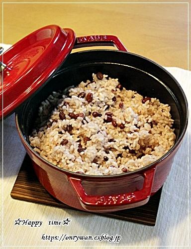 おむすび・海老カツ弁当と今日のおうちごはん♪_f0348032_18405261.jpg