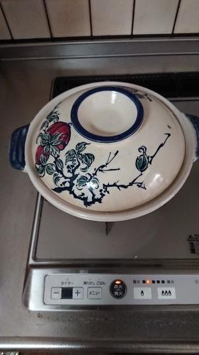 ヤブランの花。土鍋でご飯を炊きました。_d0390236_08024243.jpg