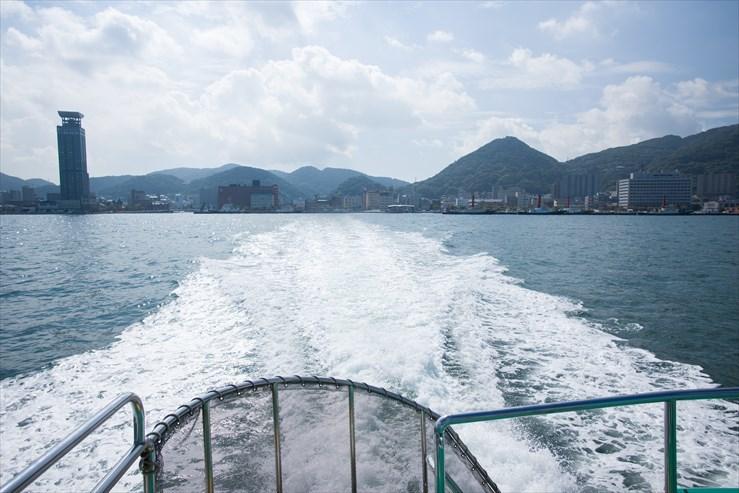 福岡旅行 関門連絡船_e0170058_19441006.jpg