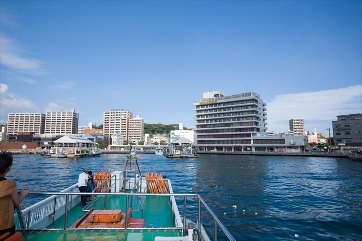 福岡旅行 関門連絡船_e0170058_19441158.jpg