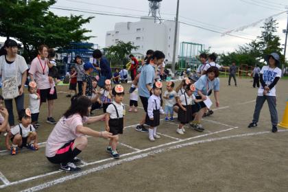 上宮幼稚園 「大運動会」_d0353789_11173410.jpg
