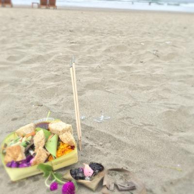 """バリ島☆神さまへのお供え物""""チャナン""""をつくりましょうね_d0035397_13203570.jpeg"""