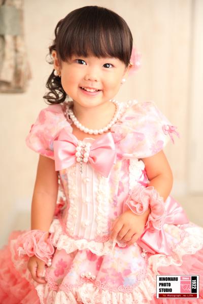 あいりちゃん☆ドレス_b0203705_13595740.jpg