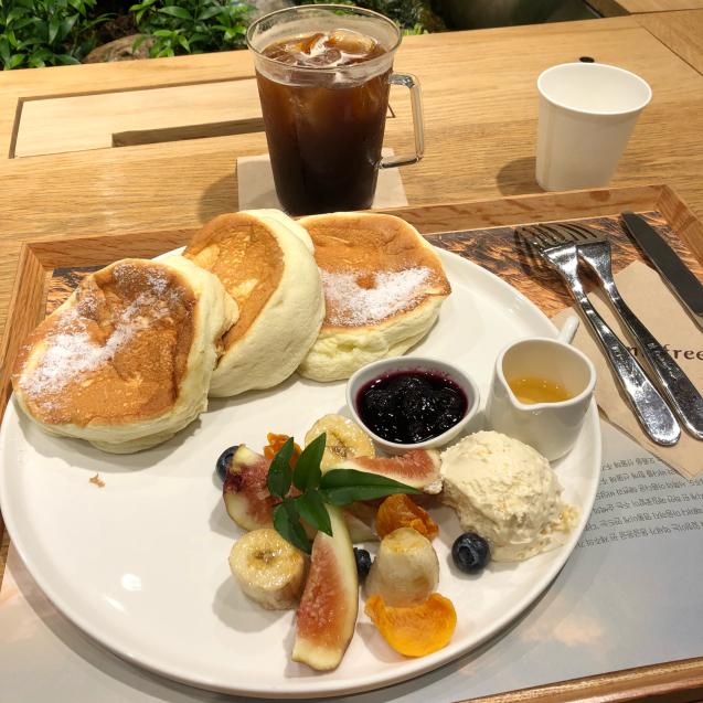 18年8月末ソウル5☆スパ前の軽いランチ@GREEN CAFE_d0285416_06390553.jpg