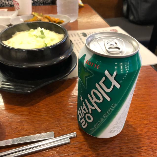 18年8月末ソウル7☆サムギョプサルもモクサルも美味しい@高飯食堂_d0285416_06484085.jpg