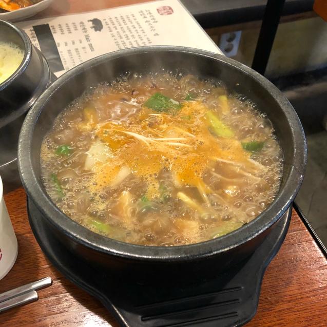 18年8月末ソウル7☆サムギョプサルもモクサルも美味しい@高飯食堂_d0285416_06490856.jpg