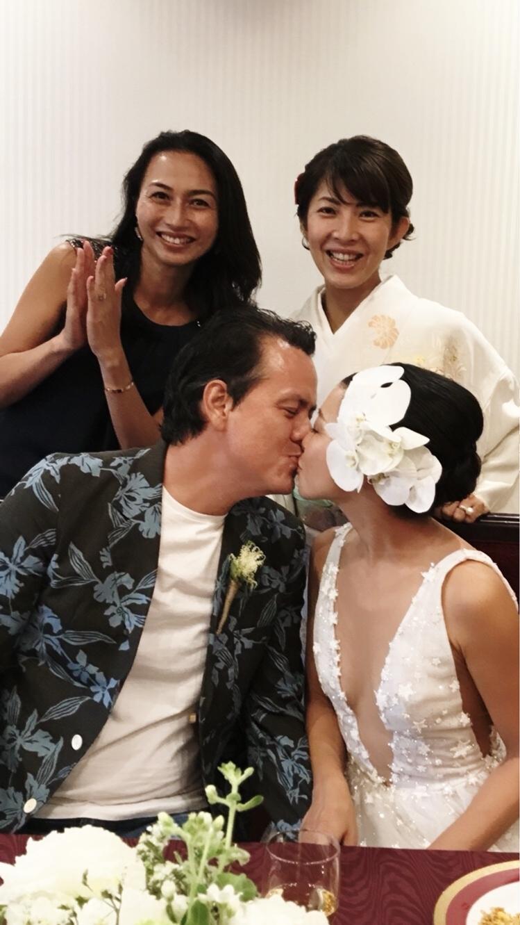 結婚披露パーティーその3_c0187025_18380455.jpg
