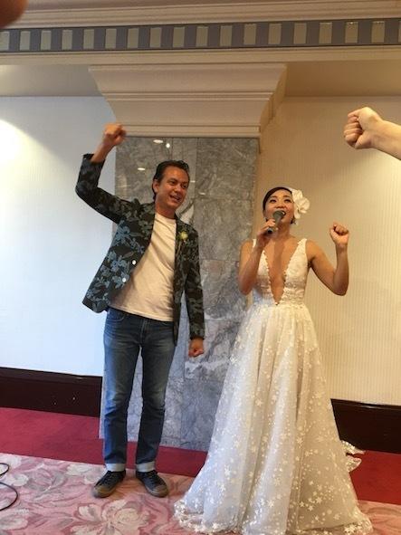 結婚披露パーティーその3_c0187025_18460268.jpg