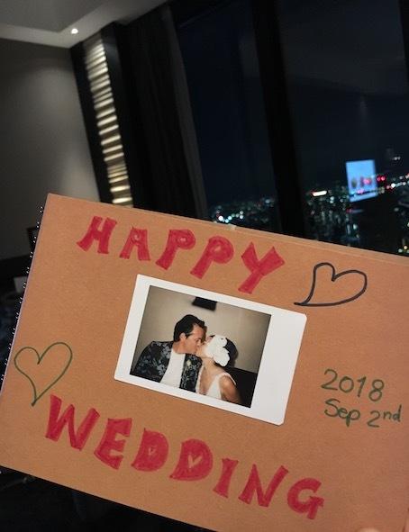 結婚披露パーティーその3_c0187025_18472166.jpg