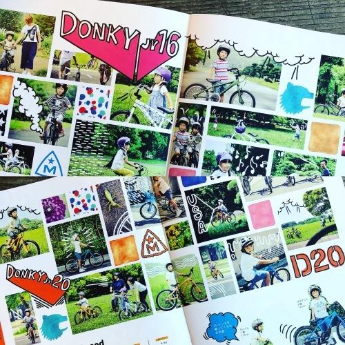 キッズカタログ製作「LIPIT DESIGN」X「MARIN」2019年マリンカタログ制作 おしゃれ自転車 リピトデザイン 自転車グッズ 自転車女子 自転車ガール_b0212032_18251538.jpeg