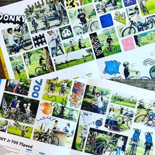 キッズカタログ製作「LIPIT DESIGN」X「MARIN」2019年マリンカタログ制作 おしゃれ自転車 リピトデザイン 自転車グッズ 自転車女子 自転車ガール_b0212032_18253918.jpeg