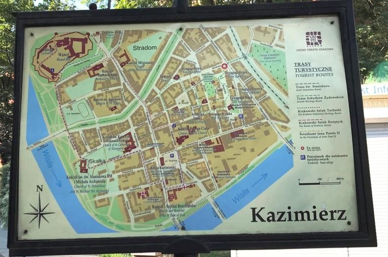 クラクフのユダヤ人街 - カジミエシュ地区_e0141754_21094554.jpg