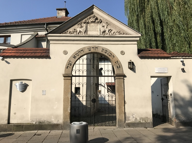 クラクフのユダヤ人街 - カジミエシュ地区_e0141754_21103342.jpg