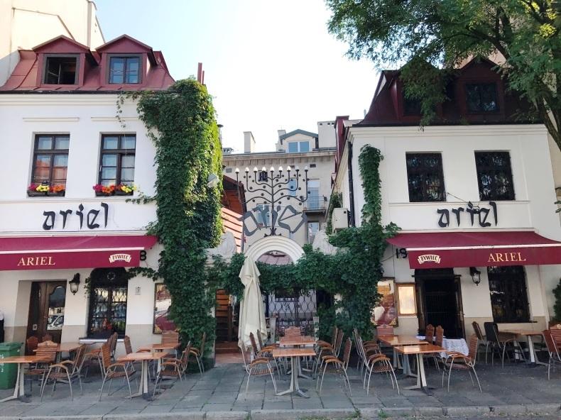 クラクフのユダヤ人街 - カジミエシュ地区_e0141754_21123679.jpg