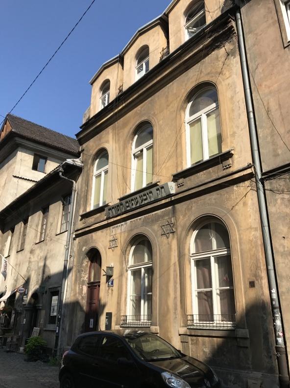 クラクフのユダヤ人街 - カジミエシュ地区_e0141754_21125764.jpg
