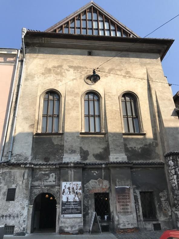 クラクフのユダヤ人街 - カジミエシュ地区_e0141754_21132725.jpg