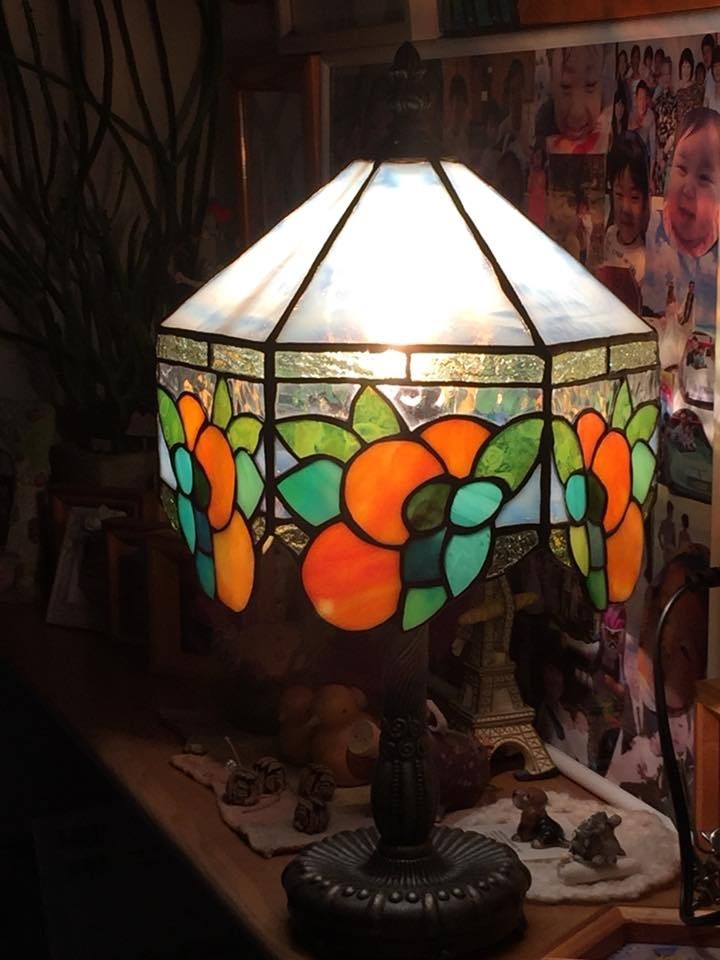 オレンジのランプ_c0248759_20442338.jpeg