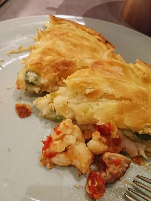 【外食しよう】PieHolicのパイと『今日の美活』_e0274872_08323406.jpg