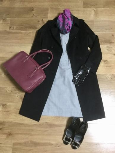 ウールワンピース「Gray」をどう着る? ②_b0210699_22174907.jpeg