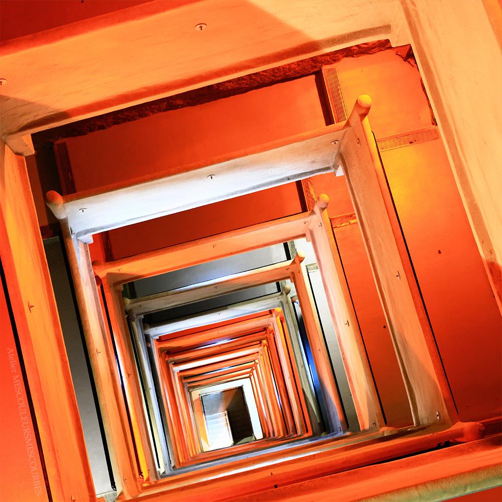 #階段室 #77m #province #Massachusetts #PilgrimMonument_e0194450_12083072.jpg