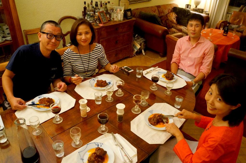 いとこ晩餐_c0180686_18103734.jpg