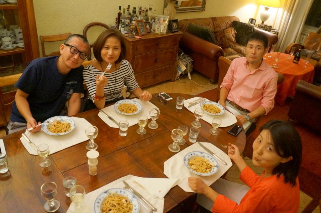 いとこ晩餐_c0180686_18113034.jpg