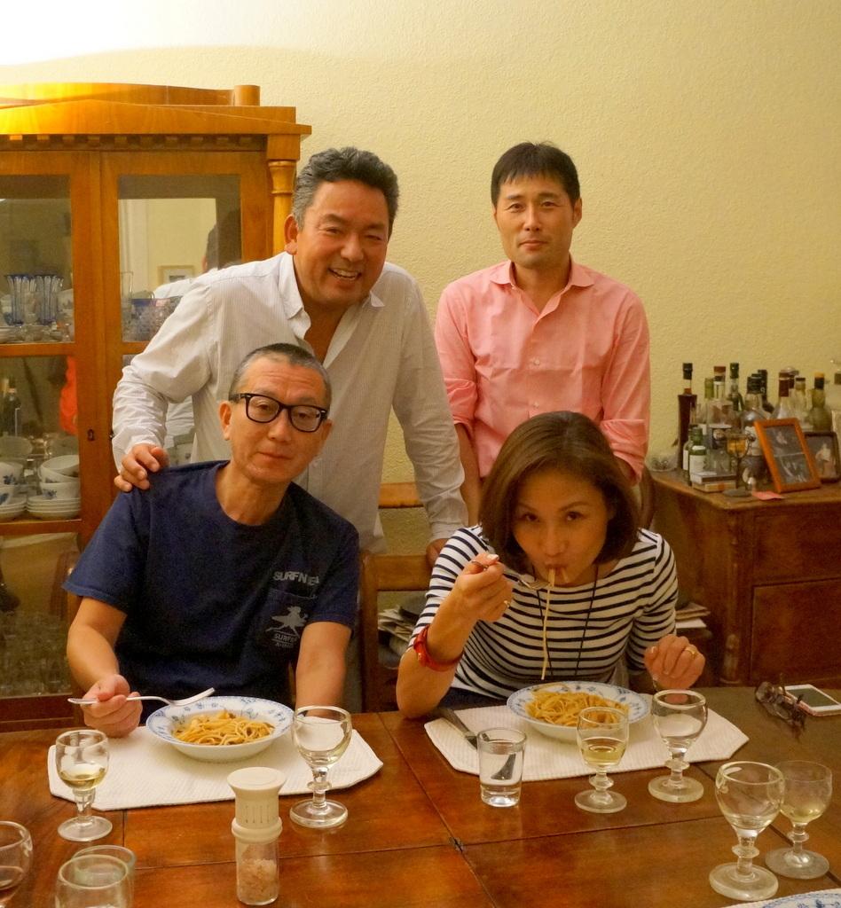 いとこ晩餐_c0180686_18160946.jpg