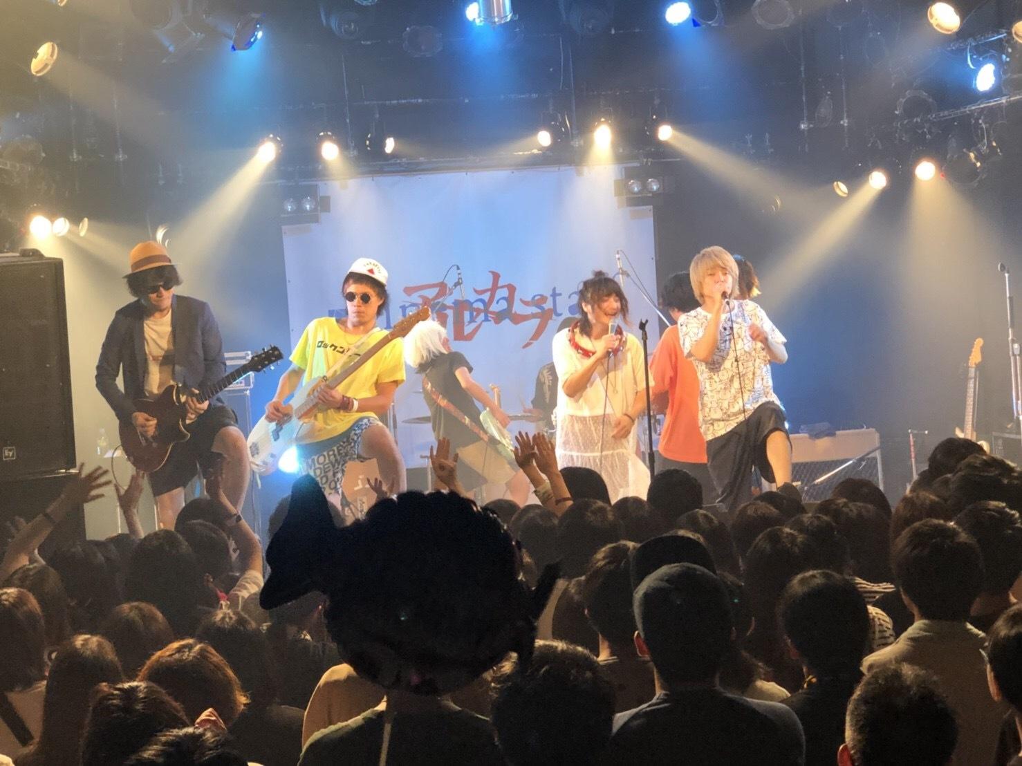2018.8.30 仙台MACANA [cinema staff x アルカラ A.S.O.B.i Tour]_c0222904_03311491.jpg