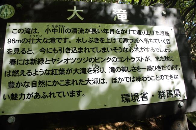 滝への道 _a0357206_22102893.jpg