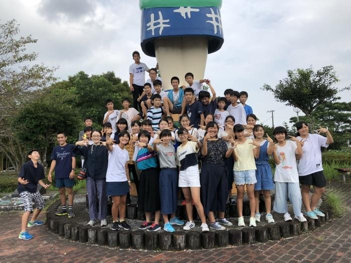 中3夏合宿 最終日 かかし館での最後の時間_d0116009_20142415.jpg