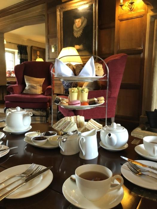Afternoon tea@Buckland Manor_a0169924_16512154.jpeg