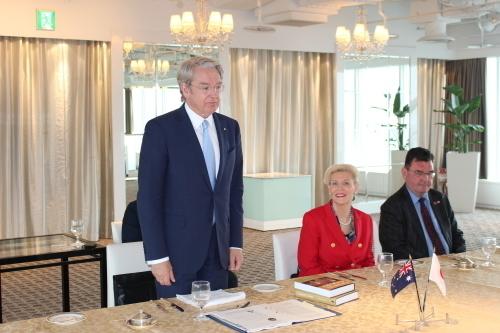 オーストラリア大使ご夫妻 熊本へ 2018.5.8熊本日豪協会_c0085539_07353921.jpg