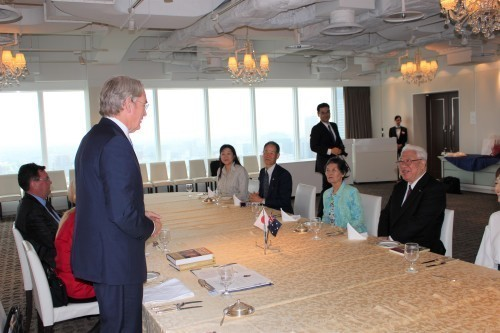 オーストラリア大使ご夫妻 熊本へ 2018.5.8熊本日豪協会_c0085539_07370289.jpg
