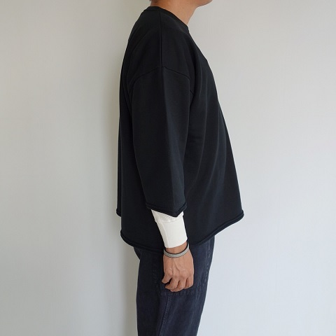 blurhms : High density Sweat Cut-off P/O_a0234452_18414609.jpg
