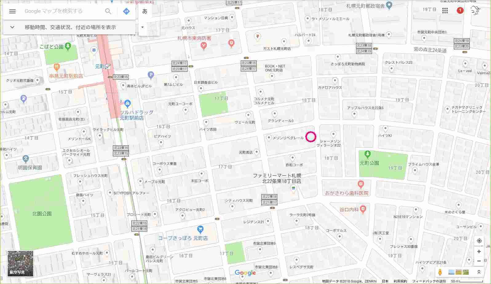 意外と近いところに半壊のアパートが_c0025115_22170642.jpg