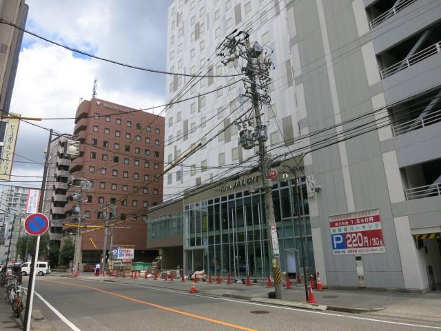 名駅のホテル新築計画_f0016320_20062005.jpg