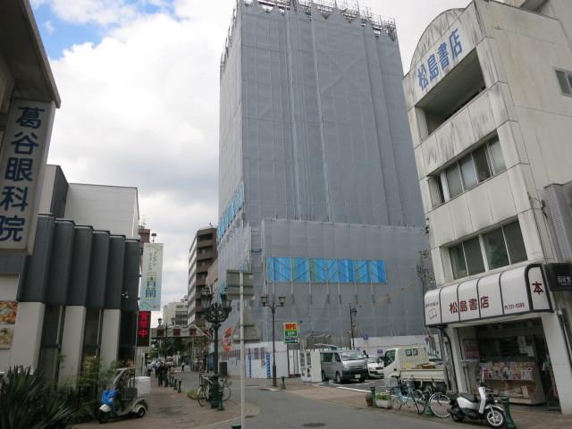 名駅のホテル新築計画_f0016320_20064456.jpg