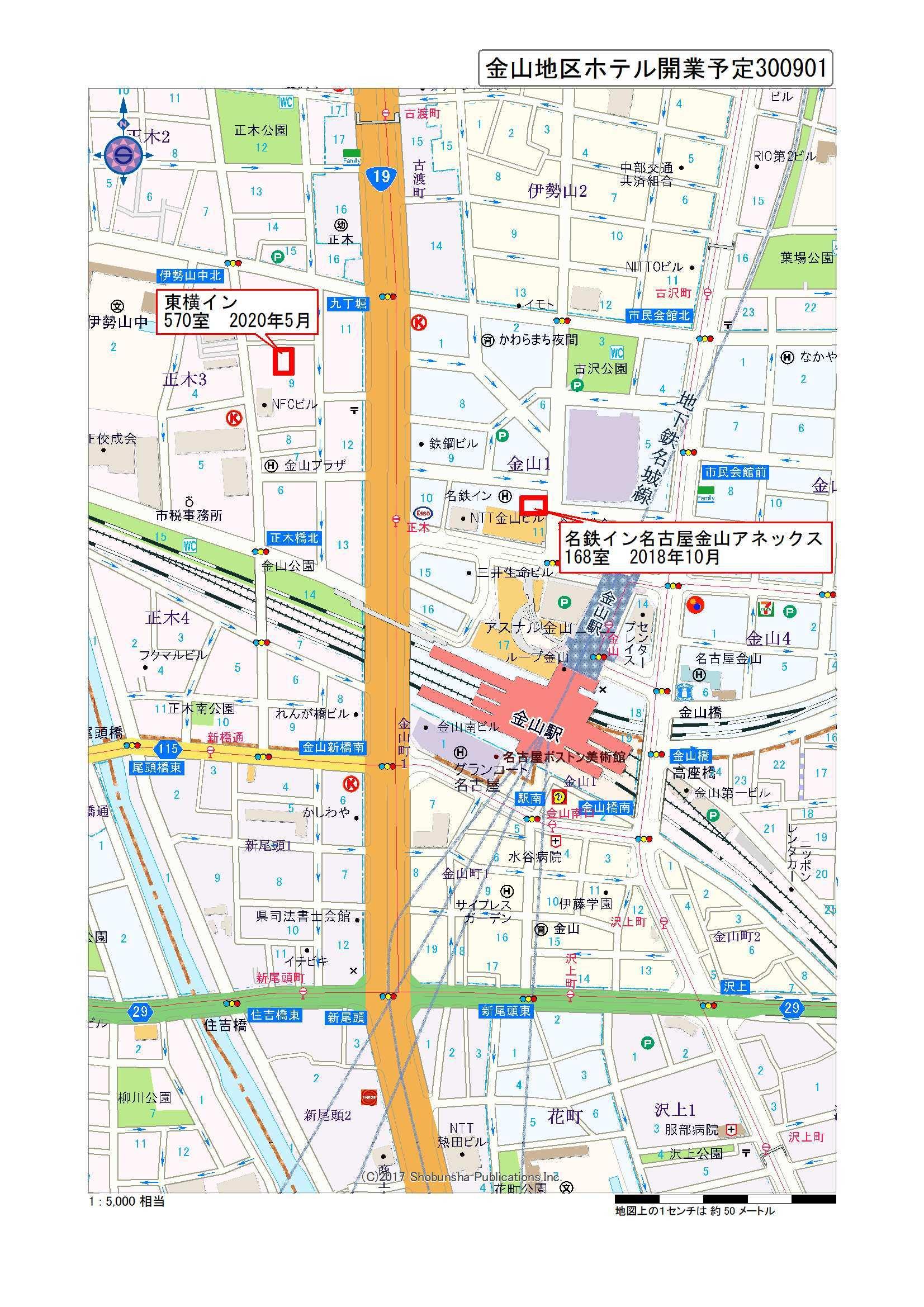 名駅のホテル新築計画_f0016320_20083011.jpg