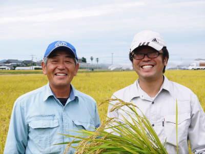 無農薬栽培のひのひかり100%使用の『米粉』おかげさまで売れてます!令和元年度のお米も元気に成長中!_a0254656_18013347.jpg