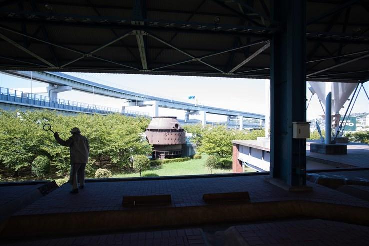 福岡旅行 官営八幡製鐵所 旧本事務所と東田第一高炉_e0170058_16035393.jpg